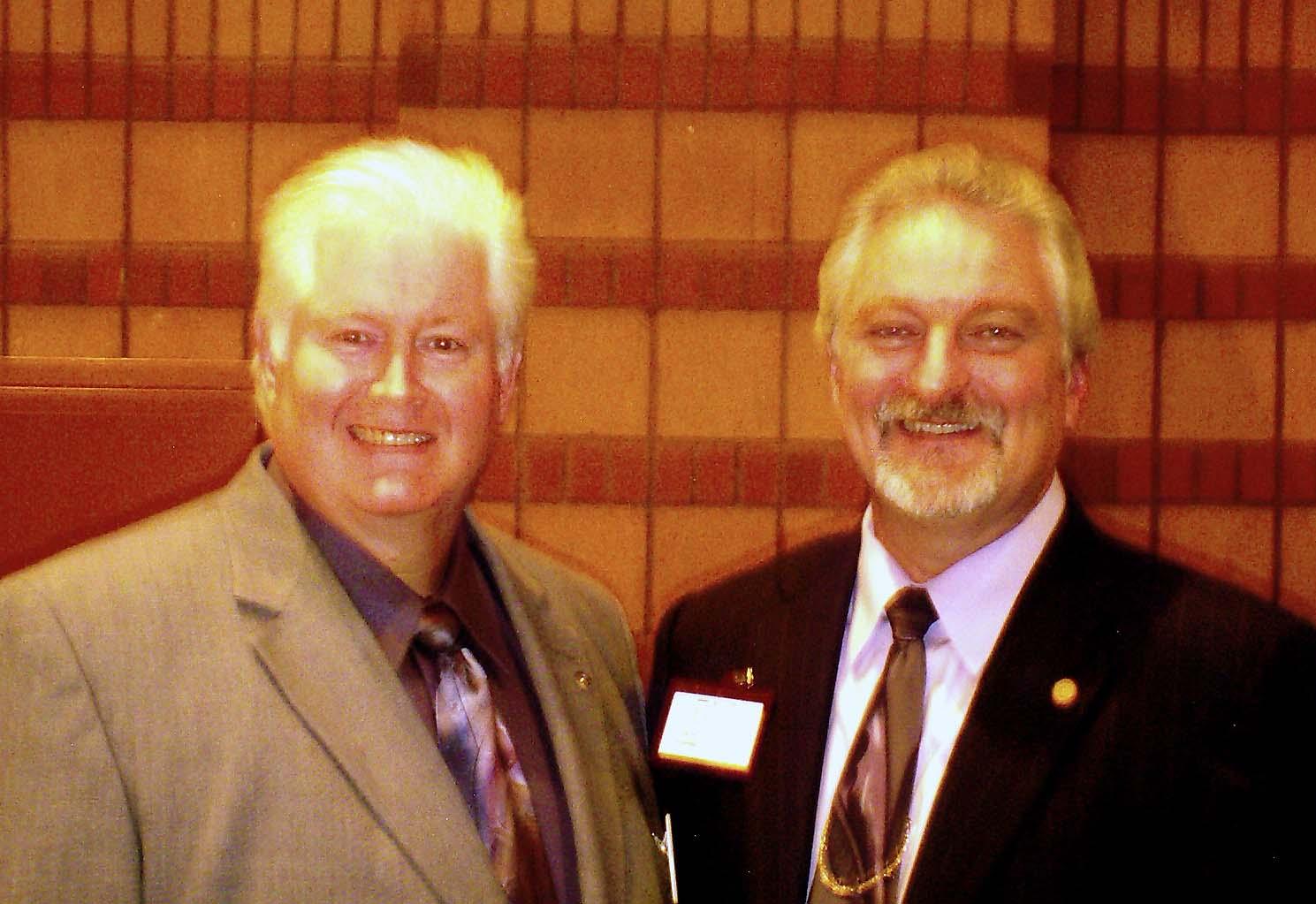Dr. Panter and Dr. Misner