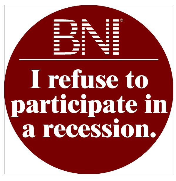 I Refuse to Participate in a Recession!