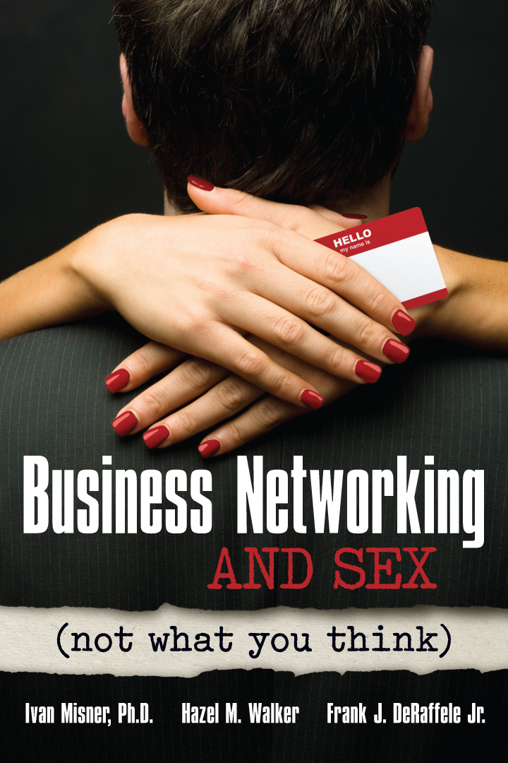 Business Networking And Sex Cover