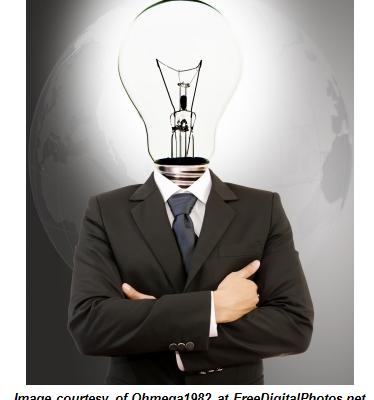 Light Bulb Man
