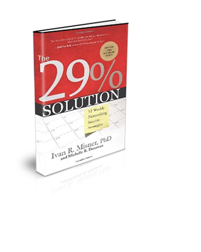 The 29% Solution: 52 Weekly Networking Success Strategies