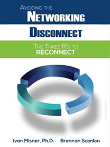 Avoiding the Networking Disconnect: The Three Rs to Reconnect