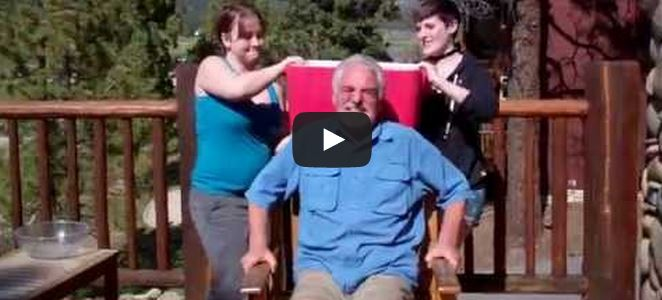 The Ice Bucket Challenge for ALS