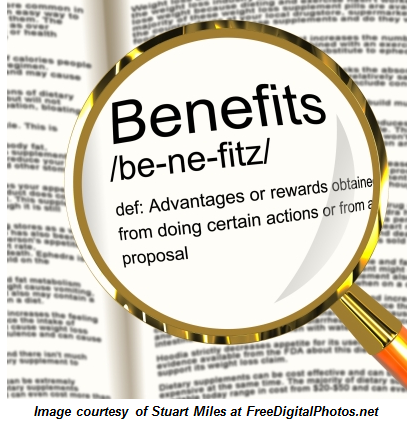 How to Zero in on the Benefits of Your Business
