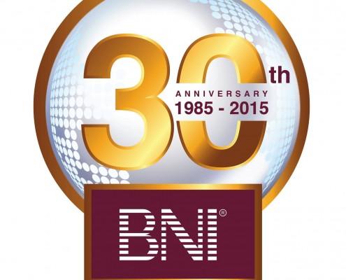BNI-30-Year-Logo