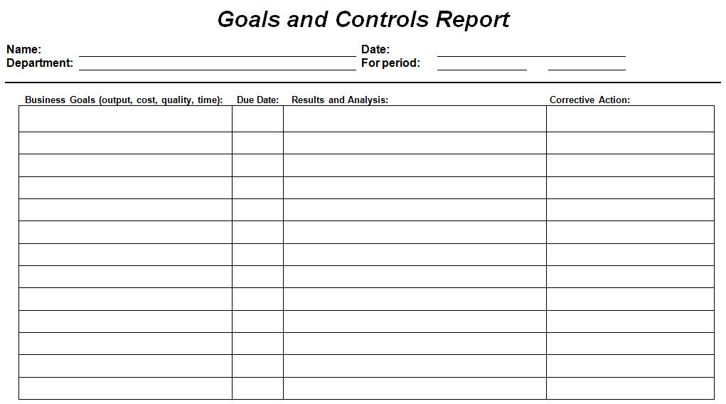 GoalsAndControlsReportTemplate