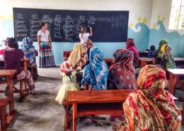 GIVE Zanzibar school