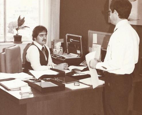 Ivan at CTS Circa 1982