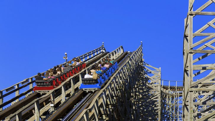 Customer Rollercoaster