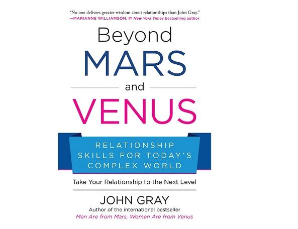 Beyond Mars Venus