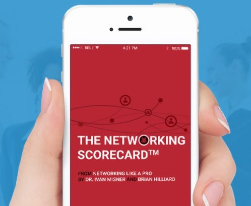 Networking Scorecard