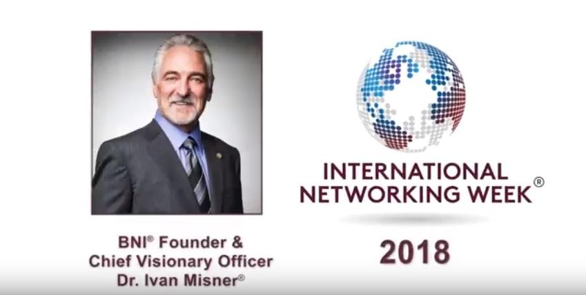 2018 International Networking Week®