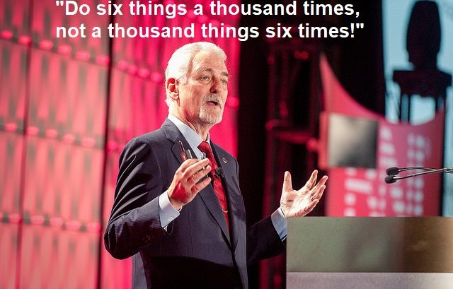 six things