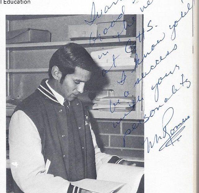 Mr. Romero