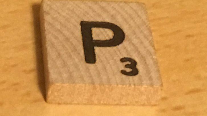 three P's