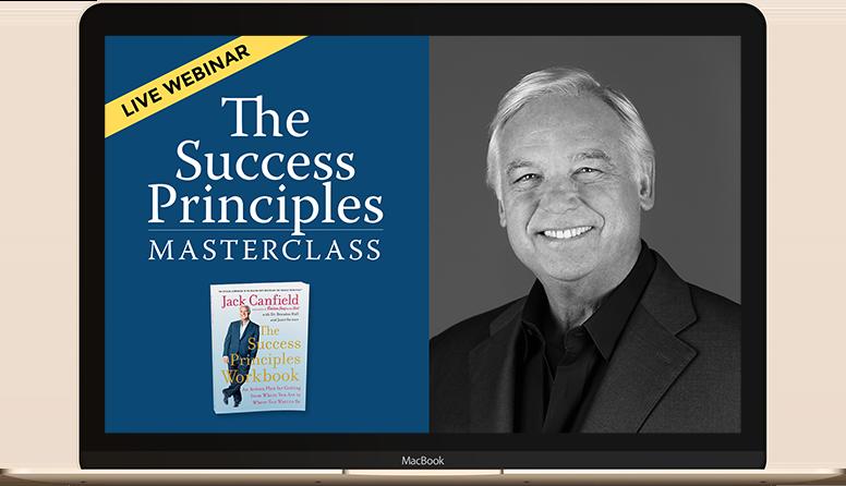 Success Principles Masterclass