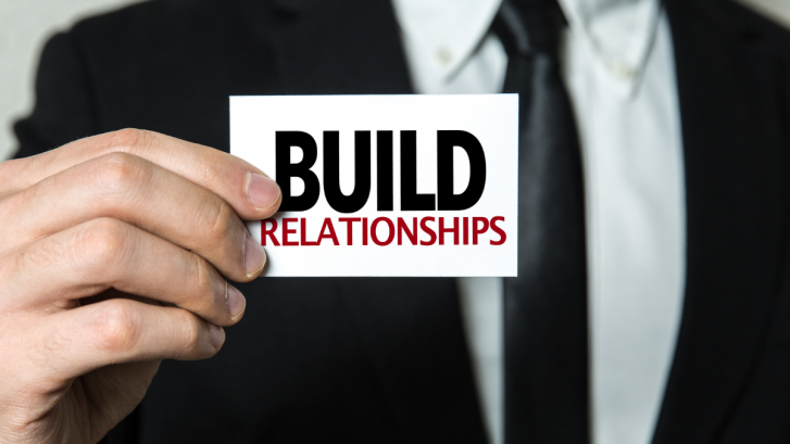 building deep referral relationships