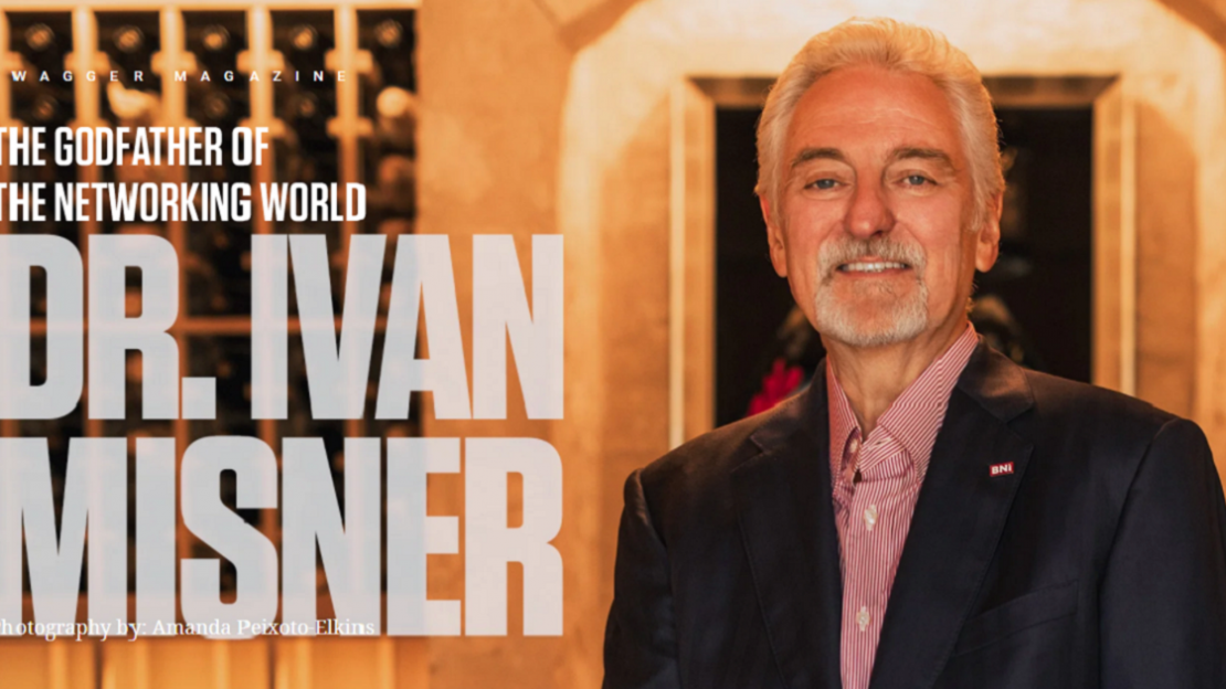 The Godfather of the Networking World