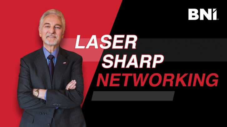 Laser-Sharp Networking